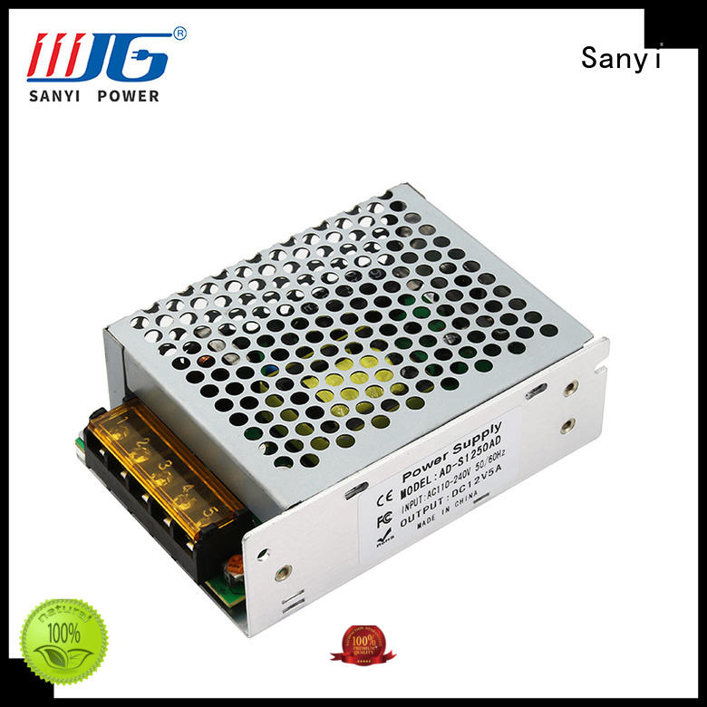 Sanyi Wholesale power supply output for business for lights