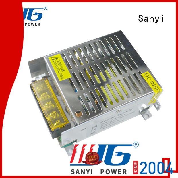 Sanyi Latest switching power supply schematic factory for camping