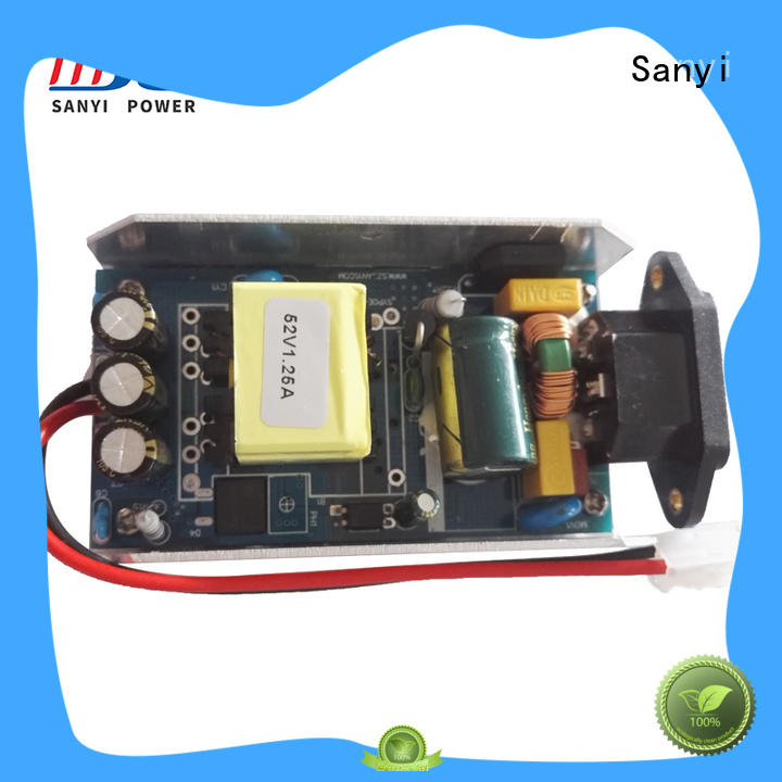 Sanyi high quality open frame power supply 12v by bulk for digital device