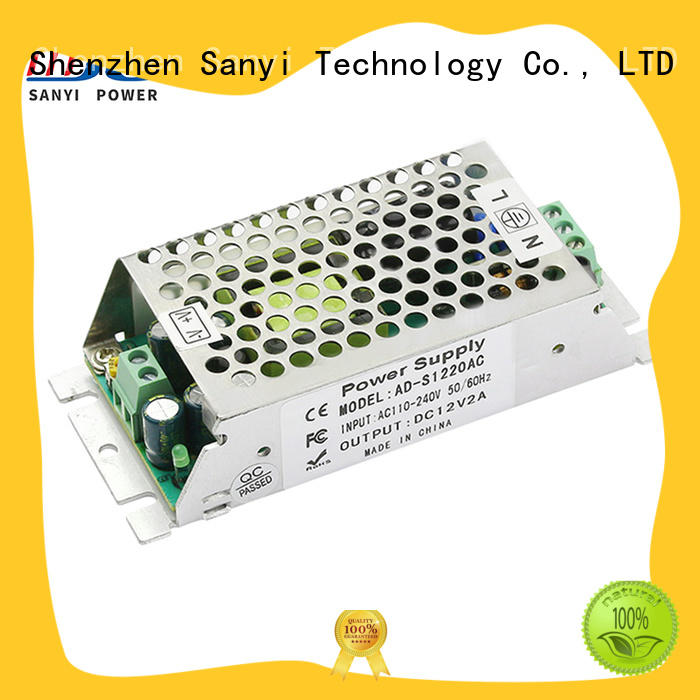Sanyi latest design usb power supply Suppliers for lights