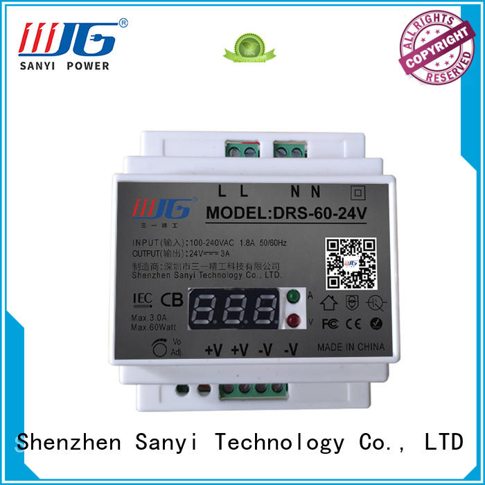dc din-rail power supply inquire now Sanyi