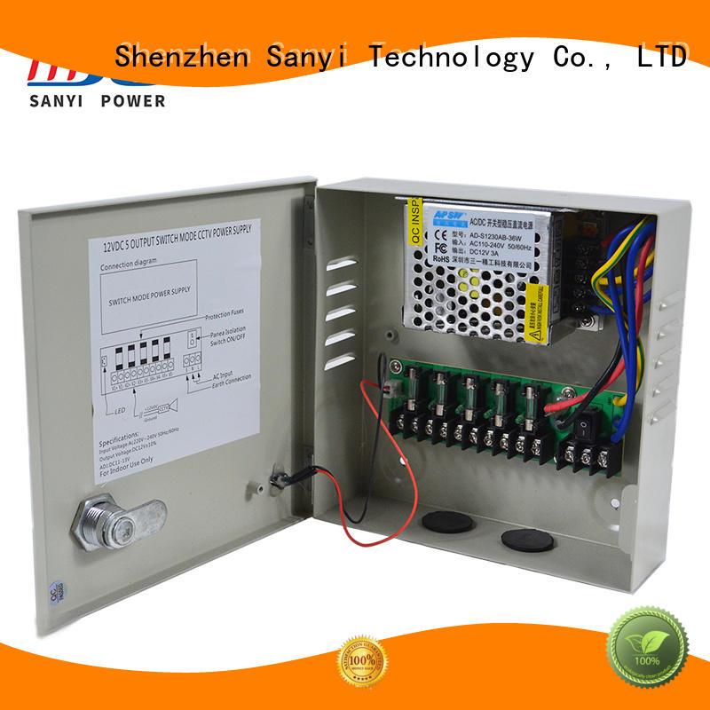 Top ptz cctv high quality power for cctv