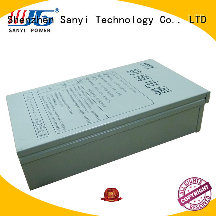 High-quality led driver power supply box energy-saving for camera