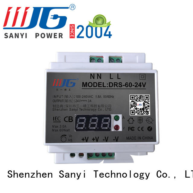 custom din-rail power supply dc high quality for equipment
