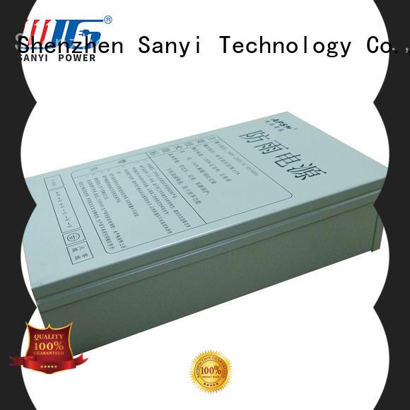 Sanyi Top led light power supply power box for led