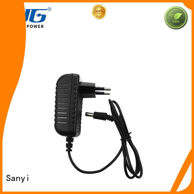 euauuk wall hp Sanyi Brand cctv power adapter factory