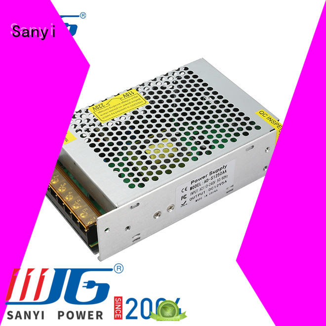 Sanyi best supplier 24v ac dc power supply company for driver