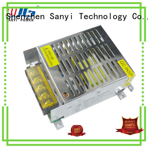 Sanyi Brand smps ultrathin switching switching power supply manufacture