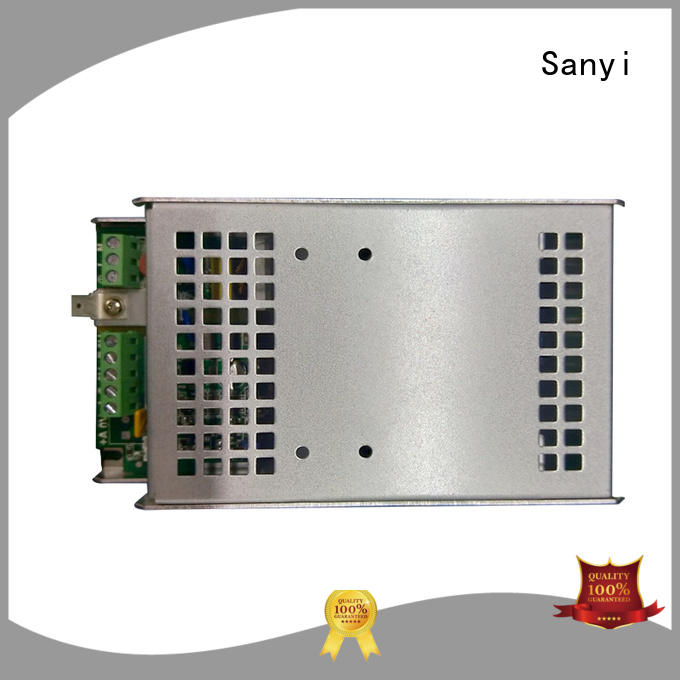 Sanyi best service power supply manufacturer bulk production for security