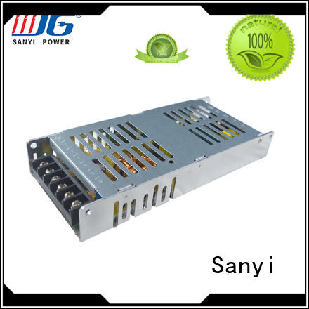 Sanyi factory price 5v dc switching power supply company for equipment
