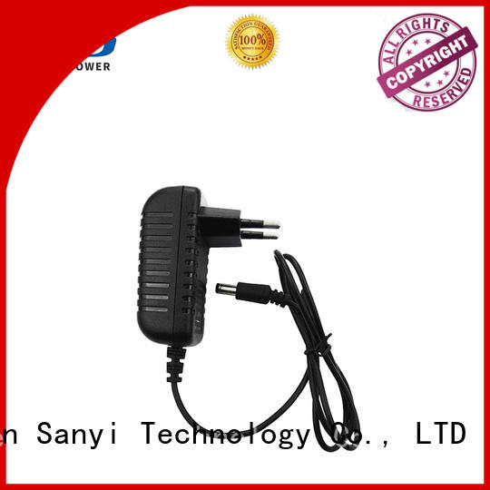 Sanyi latest design wall plug charger popular for laptop