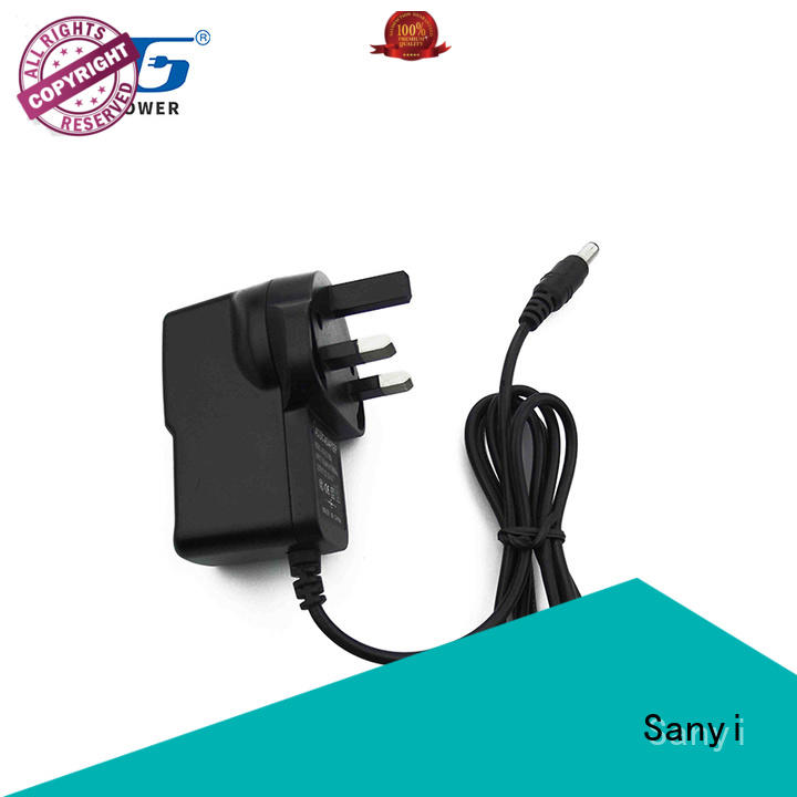Sanyi durable wall mount power adapter wall camera