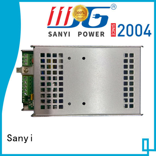 Sanyi best service power supply manufacturer for wholesale for cctv