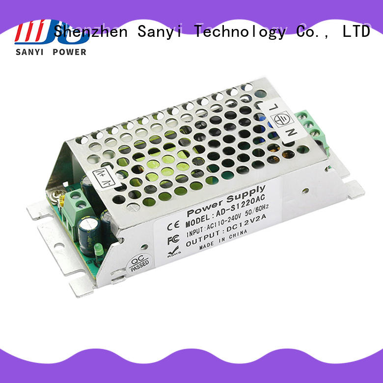 Sanyi top brand 24v switching power supply inquire now for machine