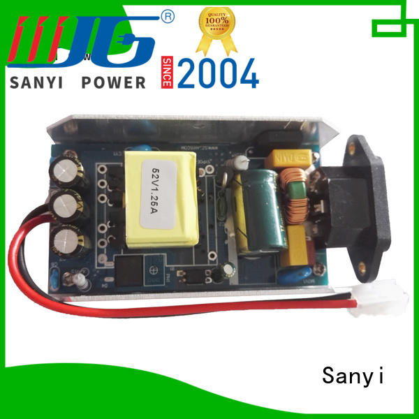 Sanyi builtin open frame smps hot-sale for camera
