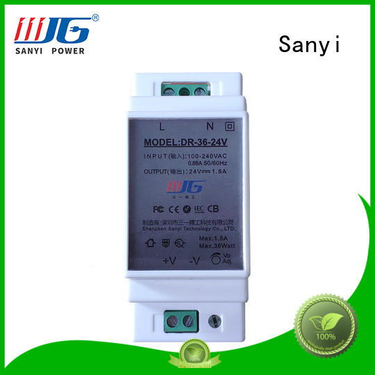 Sanyi Top din power supply cheap factory price for equipment
