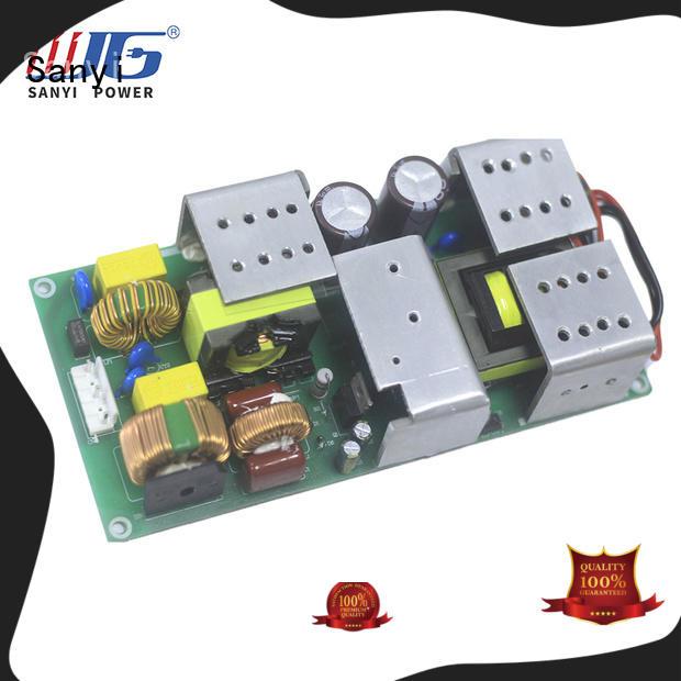 Sanyi on sale open frame power supply 12v by bulk for camera