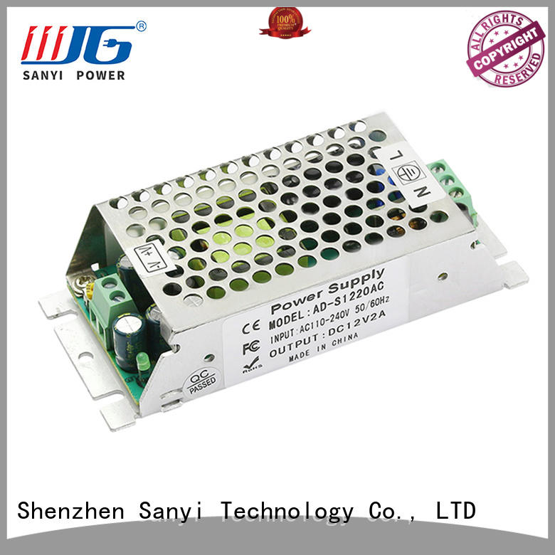 Sanyi High-quality switching power supply 12v company for device