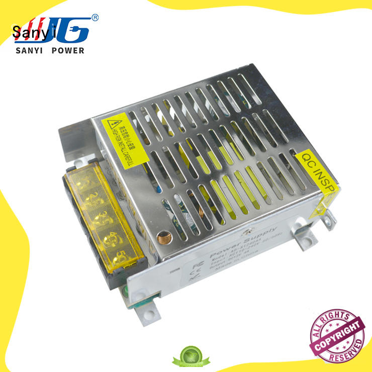 Sanyi electrical 12v power supply top brand for machine