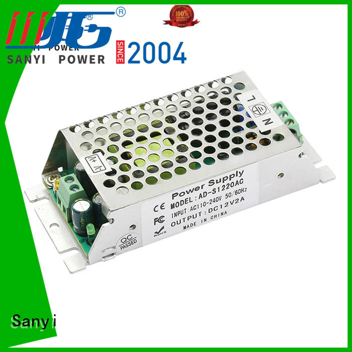 Sanyi top brand 24 pin power supply factory for driver
