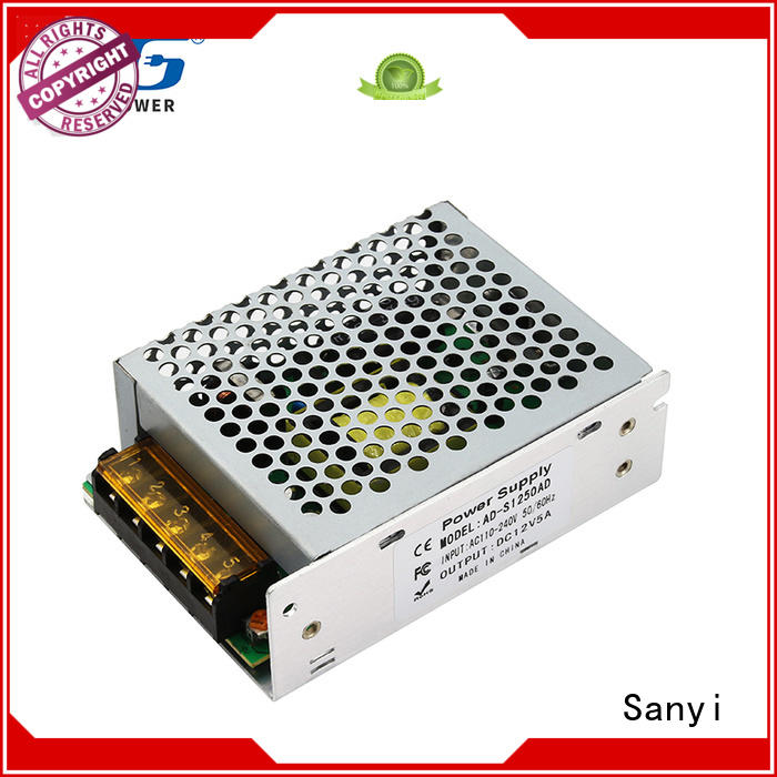 Sanyi best factory 48v power supply inquire now for device
