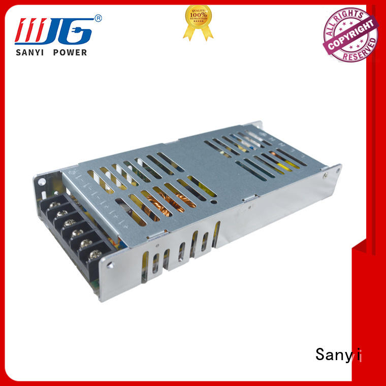 Sanyi Wholesale 12 power supply Suppliers for lights