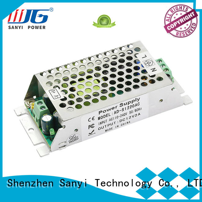 best supplier led strip power supply factory price for equipment Sanyi