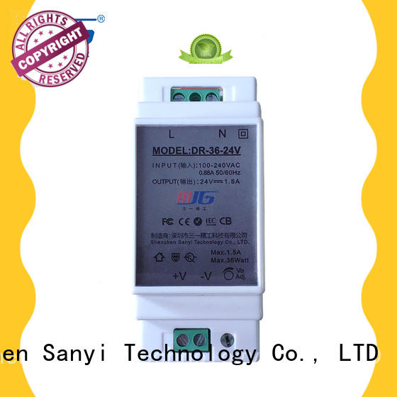 Sanyi High-quality din-rail power supply high quality for dc