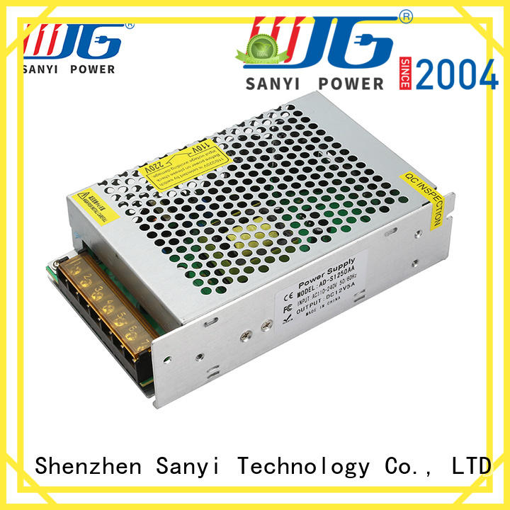 Sanyi Brand switching equipment led led strip power supply driver