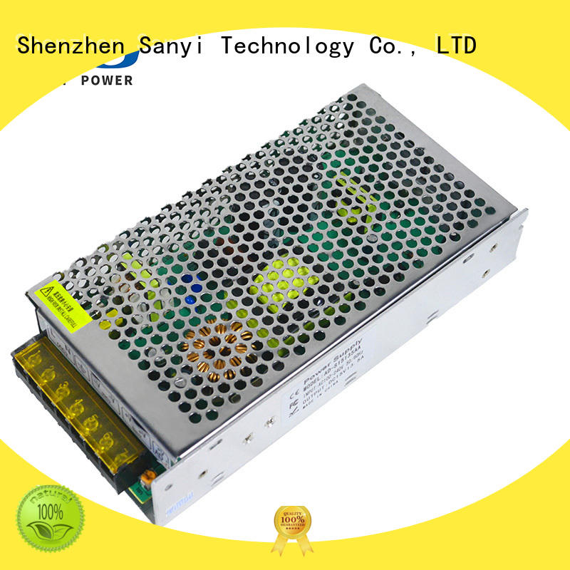 Sanyi OEM industrial 12v power supply top brand for device