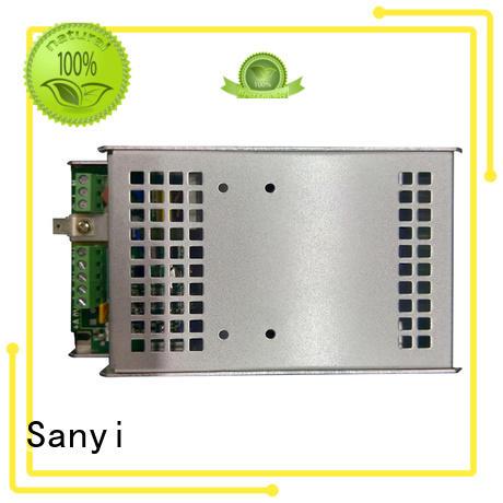 Sanyi popular power supply manufacturer bulk production for cctv