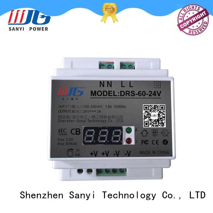 High-quality din-rail power supply rail high quality for automation