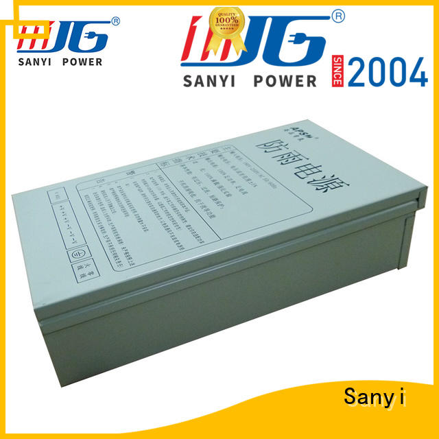 metal led light power supply power box for driver