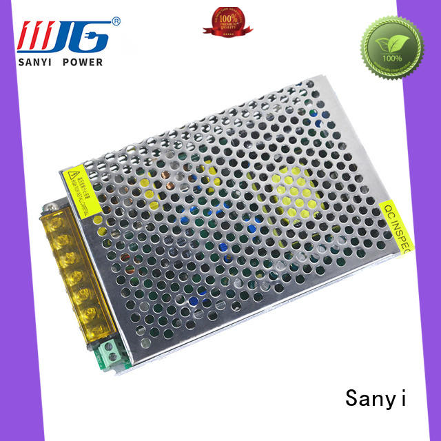 Sanyi Custom dc power supply definition factory for cctv