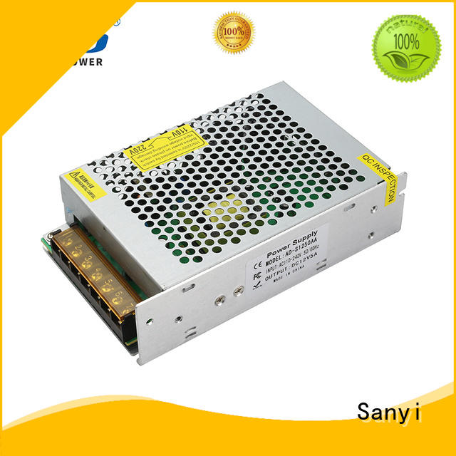 Sanyi top brand switching power supply 24v at discount