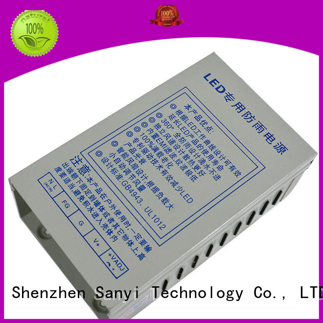 Wholesale led driver power supply outdoor power box for camera