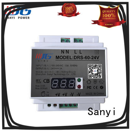 large size din power supply equipment cheap factory price for dc