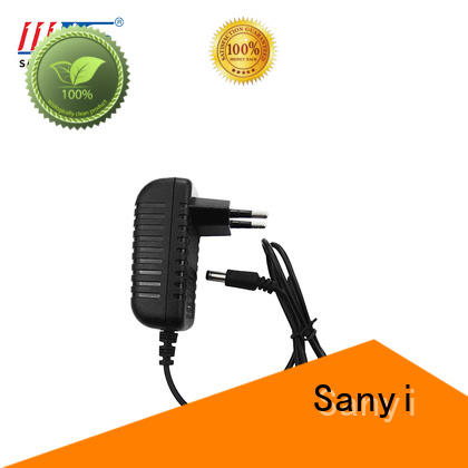 Sanyi popular power cord charger manufacturers for electronics