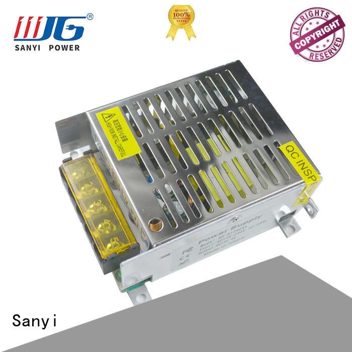 Sanyi latest design 12v dc smps Supply for device