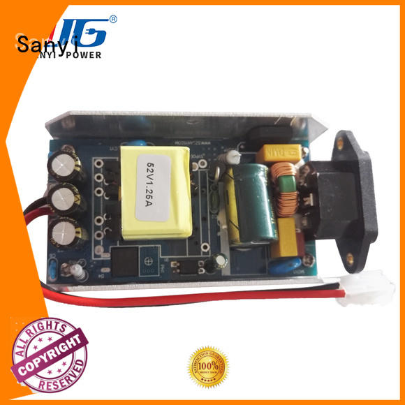 open frame power supply 12v by bulk for camera Sanyi