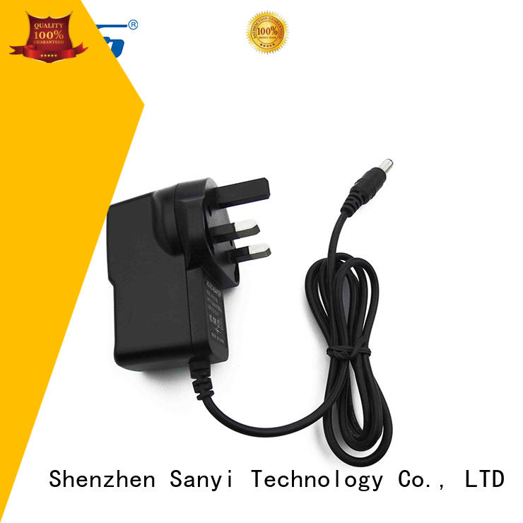 cheap cctv power adapter best manufacturer for electronics Sanyi