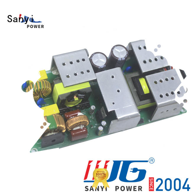 Sanyi bulk production open frame power supply factory price for camera