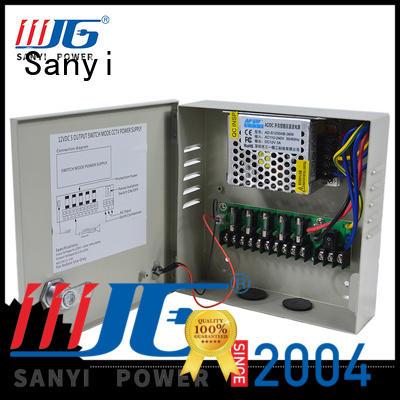 top cctv camera power supply 12vdc power for illuminator Sanyi