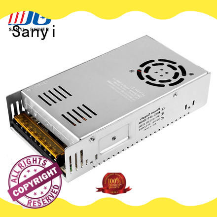 Sanyi Wholesale 24v switch mode power supply manufacturers for tour