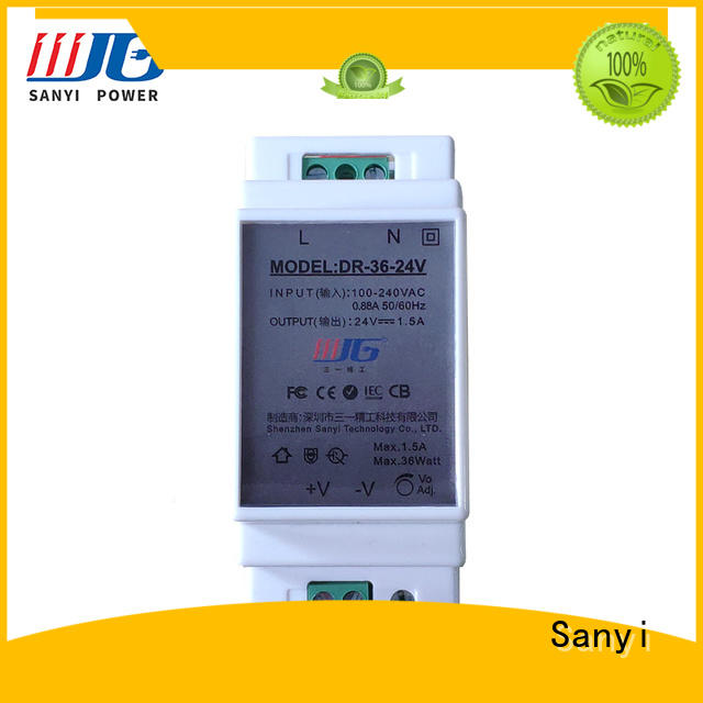 small din-rail power supply power high quality for dc