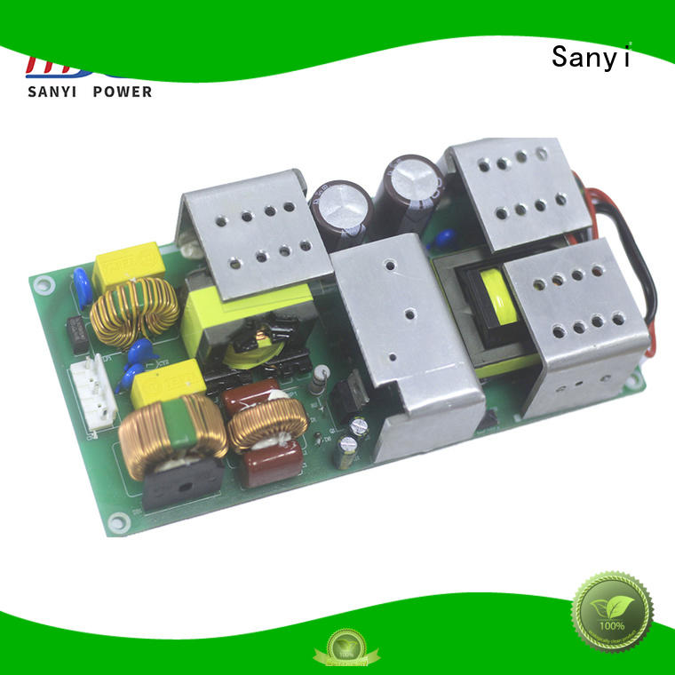 Sanyi Wholesale open frame power supply 12v free sample for digital device